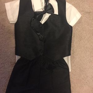Other - 5 piece tux set (shorts)